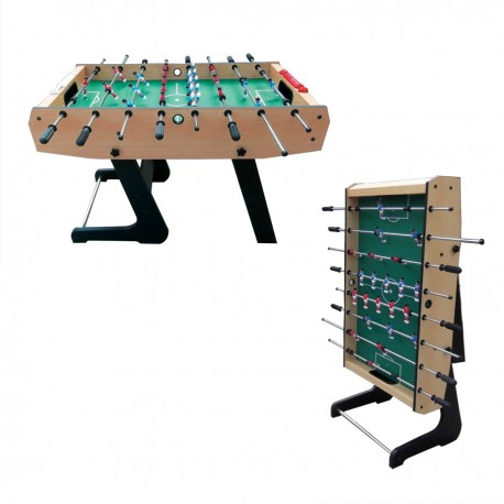 Attractive Foldable Foosball Table